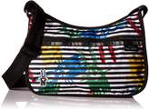 Le Sport Sac X Peter Jensen Classic Hobo Handbag