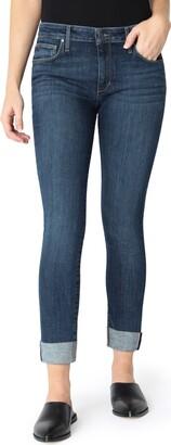 Joe's Jeans Icon Crop Skinny Jeans