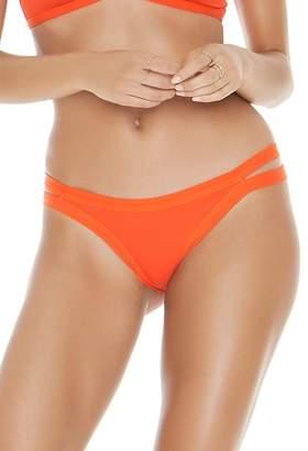 L-Space Ridin' High Charlie Classic Ribbed Bikini Bottoms