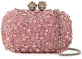 Alexander McQueen Queen and King chain wallet