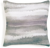 Marks and Spencer Watercolour Lines Print Cushion