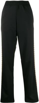 Moschino Printed Side Panels Track Trousers