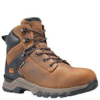 "Timberland Men's Hypercharge 6"" Soft Toe Waterproof Industrial Boot"