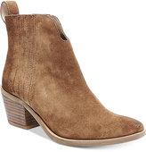 Steve Madden Women's Webster Block-Heel Booties