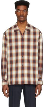 Joseph Brown Check Azzedine West End Shirt