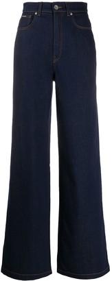 Dolce & Gabbana Wide-Leg Jeans