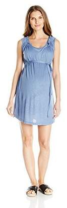 Nom Maternity Women's Maternity Caitlin Dress