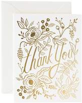 Rifle Paper Co. Marion Thank You Greeting Card