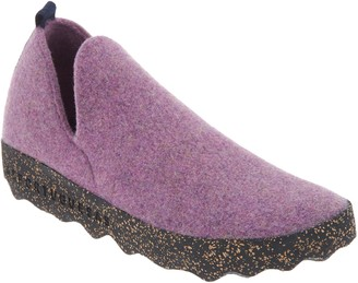 Fly London Asportuguesas by Boiled Wool Slip-on Shoes