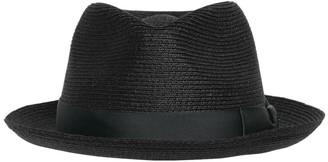 Borsalino Small Brim Hemp Hat