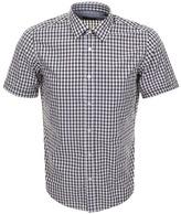 HUGO BOSS Luka 5 Check Shirt Navy