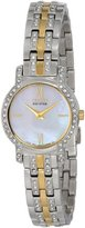 Citizen Women's EX1244-51D Eco-Drive Watch with Swarovski Crystals