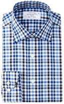 Lorenzo Uomo Twill Trim Fit Dress Shirt