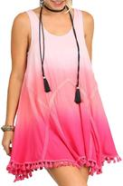Umgee USA Junie Dress Pink