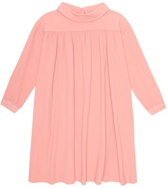Morley Magma cotton dress