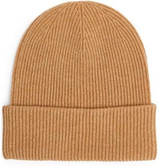 Harrods Cashmere Beanie Hat