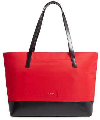 Lodis Kate - Fabia Under Lock & Key Nylon & Leather Tote
