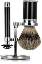 Mühle Black 3-Piece Shaving Set