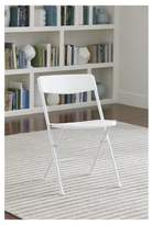 Cosco Resin Folding Chair with Molded Seat and Back - (Set of 4)