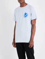 Blood Brother Spin cotton-jersey T-shirt