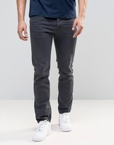 Diesel Buster Jeans Regular Slim Fit Jeans 859x Dark Grey Wash