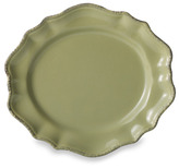 "Bed Bath & Beyond Castleware Green 8 3/4"" Salad Plate"