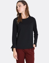 Forcast Kaylee Bell Sleeve Top