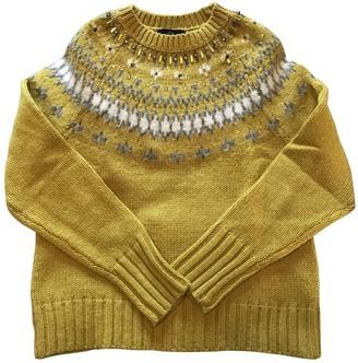 J.Crew \N Yellow Wool Knitwear for Women
