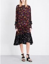 Preen Line Yasmina crepe dress