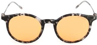 Montblanc Round Sunglasses