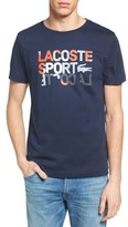 Lacoste Men's Sport Graphic T-Shirt