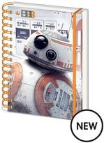 Star Wars Bb8 - A5 Wiro Notebook (Episode Viii) & Coffee Mug