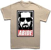 Customised Perfection Dude Abide Lebowski T Shirt 2XL