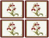 Pimpernel R.H.S. Botanical Orchid Placemat (Set of 4)