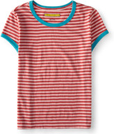 Prince & Fox Striped Ringer Tee***