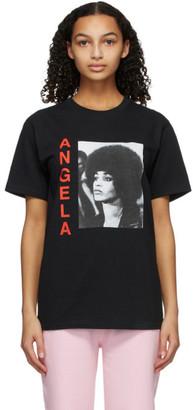 Awake NY Black Angela Davis T-Shirt