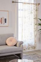 Urban Outfitters Garden Sprig Floral Curtain