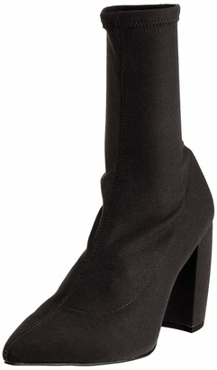 Kenneth Cole New York Women's Alora Stretch Pointy Toe Ankle Bootie Boot