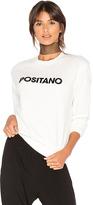Capulet Positano Sweatshirt in White. - size M (also in XS)