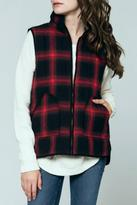 Honeybelle honey belle Lumberjack Vest