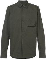 A.P.C. Soldier liquette shirt - men - Cotton - S