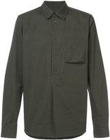A.P.C. Soldier liquette shirt