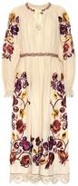Ulla Johnson Miro linen and cotton dress