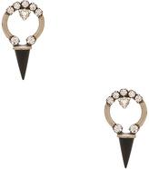 Lionette by Noa Sade Swarovski Crystal Alma Earrings