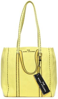 Marc Jacobs The Trompe L'oeil Tag Tote Bag