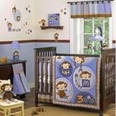 CoCalo CocaloTM 8-Piece Bedding Set in Monkey Mania