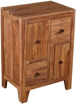 Pulaski Sheeshma Drawer Chest in Brown