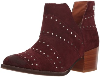 Roxy Women's Lexie Suede Fashion Boot Ankle