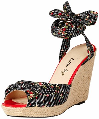 Bettie Page Women's Melissa Pump