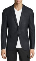 Ralph Lauren Nigel Windowpane Sport Coat, Gray
